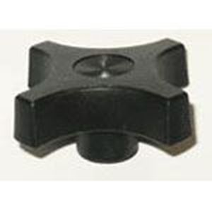 Picture for category Plastic Four Prong Knob with Extended Prong