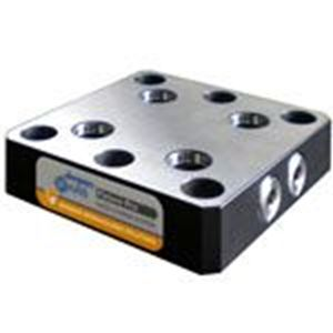 Picture of PALLET, 5 AXIS, QUICK CHANGE, 4 STUD, 130MM SQ., 30MM X 130MM X 130MM, INCH QLS MTG.