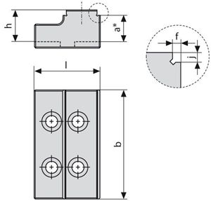Picture for category Reversible Step Jaw, 2 Steps, Hardened